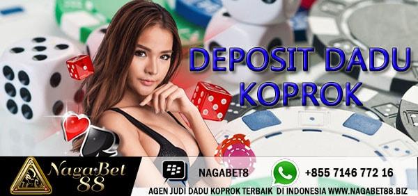 Deposit dadu koprok